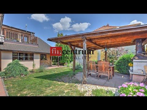 Prodej rodinného domu 152 m2 Do Polí, Červené Pečky