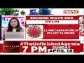 Delhi Records Highest Ever Covid-19 Cases | NewsX Ground Report - Video