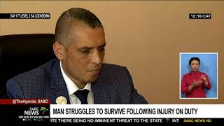 43-year-old Cape Town man struggles to survive post injury on duty incident