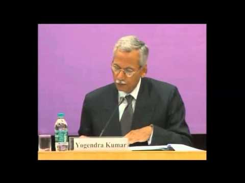 Amb. Yogendra Kumar, Former Indian Ambassador to Indonesia