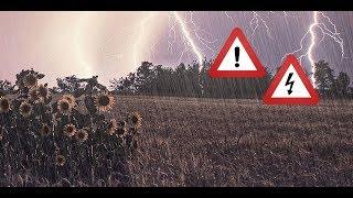 Wetter Heute: Die Aktuelle Vorhersage (20.06.2019 - Fronleichnam)