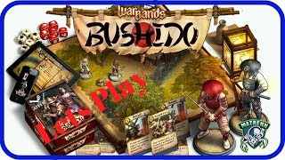 Warband Bushido: Let's Play - How to build your warband