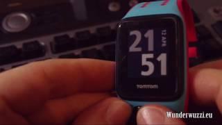 Vorgestellt - TomTom Runner 2 Cardio Music GPS Sportwatch (deutsch/german)