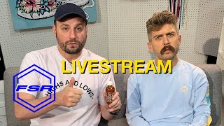 Brendan Dunne & Matt Welty Reveal Their Top Sneakers and Get High on Hot Sauce | Full Size Run Live