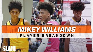 Mikey Williams Player Breakdown! 🔥 Future Superstar Has Elite Skill Set!