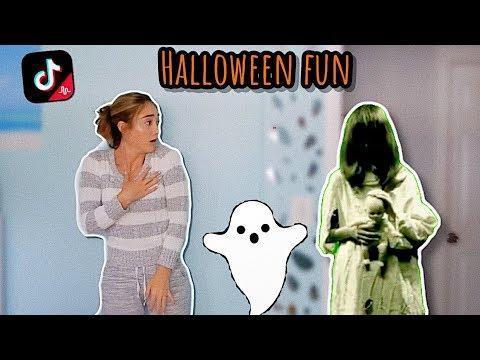 Simple Halloween Musical.ly/TikTok tutorial!