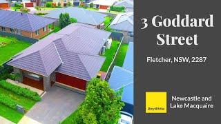 3 Goddard Street Fletcher