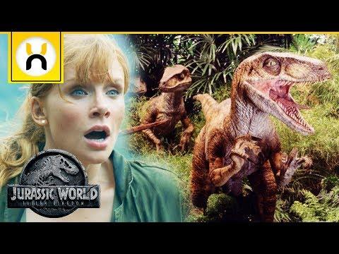 The Truth Behind Isla Sorna's Second Expedition | Jurassic World Fallen Kingdom
