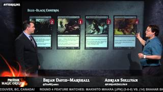 Pro Tour Magic Origins: Deck Tech: Blue Black Control with Adrian Sullivan