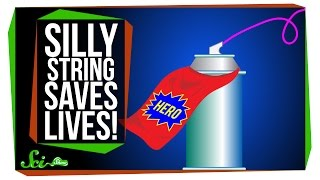 How Silly String Saves Lives