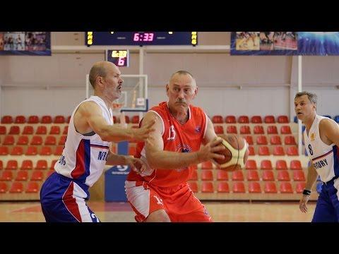 Сборная Самарской области сыграла в Чемпионате России среди ветеранов