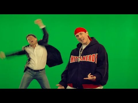 Donny Osmond's amazing energy on the green screen take for Weird Al's White & Nerdy