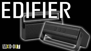 Edifier MP700 Rave Bluetooth Speaker!?   Review