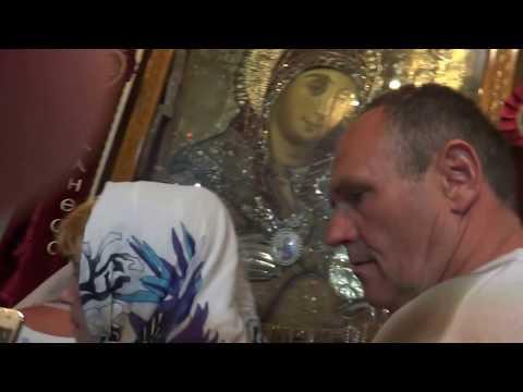 Экспозиция в храме христа спасителя