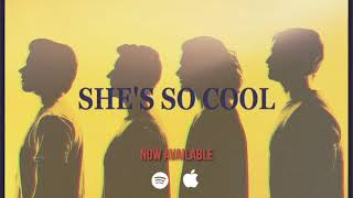 JADN - She's So Cool (Official Audio) - YouTube