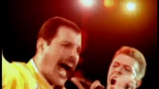 Queen & David Bowie – Under Pressure (Classic Queen Mix)