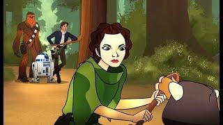 Звёздные войны Силы Судьбы (shorts) Эпизод 14 - Имперский пир | Disney Star Wars | Shorts