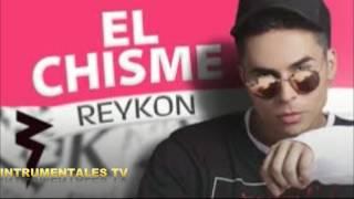 El Chisme - Reykon  Instrumental (Original)