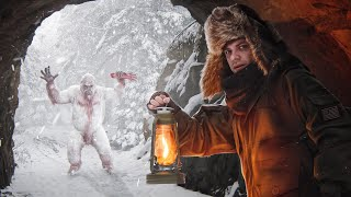Топ сикрет - Снежный человек