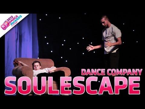 2012 KARtv Awards Benefit SOULESCAPE DANCE COMPANY Justin Giles