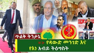 ጥልቅ ትንታኔ - የዳውድ መንገድ እና የእነ አብይ ትዕግስት | OLF | PM Dr. Abiy Ahmed