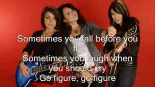 Everlife - go figure ( With Lyrics )
