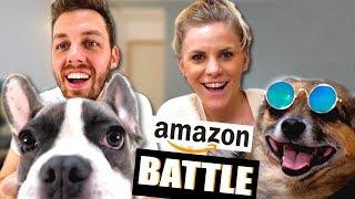Amazon Battle : Spécial Cadeaux pour chiens