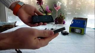 Nokia Asha 300 ausgepackt und Kurztest