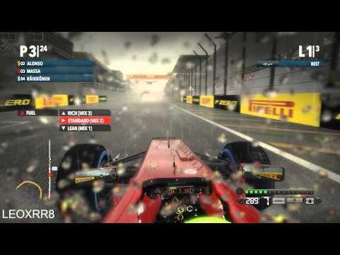 Видео № 1 из игры F1 2012 (Англ. Яз.) (Б/У) (не оригинальная упаковка)[PS3]