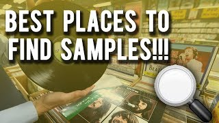 HOW TO FIND SAMPLES | Top 4 Places to Find Samples For Beats |