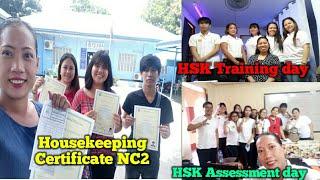 Paano Makakuha Ng HOUSEKEEPING NC2 | Training And Assessment