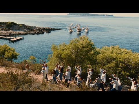 Mamma Mia! Here We Go Again - Trailer 2 - Greek Subtitles