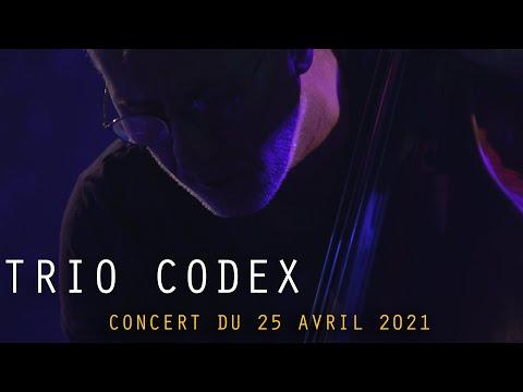 Extrait vidéo TEASER - TRIO CODEX