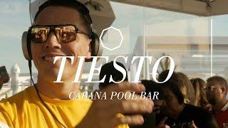 Tiesto at Cabana Pool Bar
