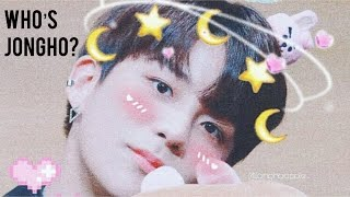 [ATEEZ] An (un)helpful Guide To Jongho
