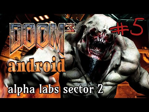 Download Doom 3 Bfg Edition Area 5 Alpha Labs Sector 1 Video