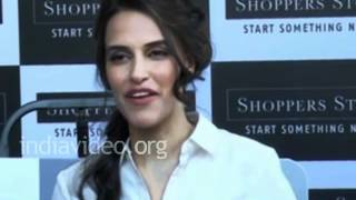Neha Dhupia about her passions
