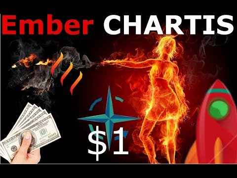 Embercoin - Chartis  Whitepaper and Coin Burn-  $1 Price Prediction 2018