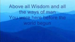 Praise And Worship Songs With Lyrics- Above All