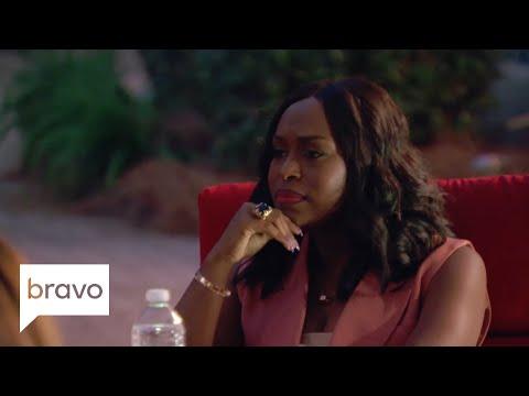 Married To Medicine: Dr. Simone & Quad Webb-Lunceford Leave In Tears (Season 6, Episode 3)   Bravo