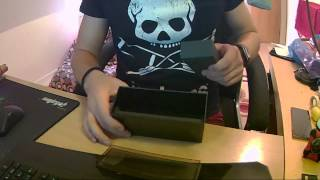 Double unboxing :D nová myš a debil ;)