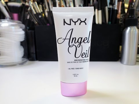 Review: NYX Angel Veil Skin Perfecting Primer