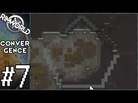 Rimworld: Convergence #7 - ALL HAIL PENTAGON