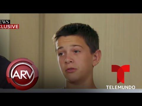 Joven sobreviviente de masacre a familia LeBarón en México rompe el silencio | Telemundo