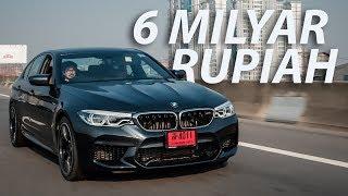 NYOBAIN SEDAN 6 MILYAR RUPIAH DI BANGKOK - BMW M5 #285