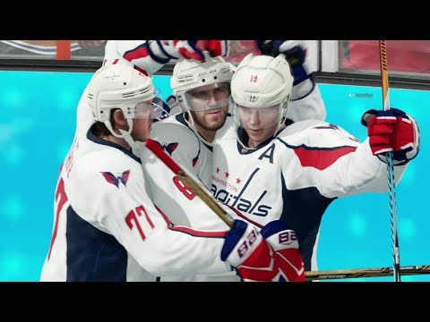 THE BEST PART of NHL 18?? - Threes NANNGGG (Beta)