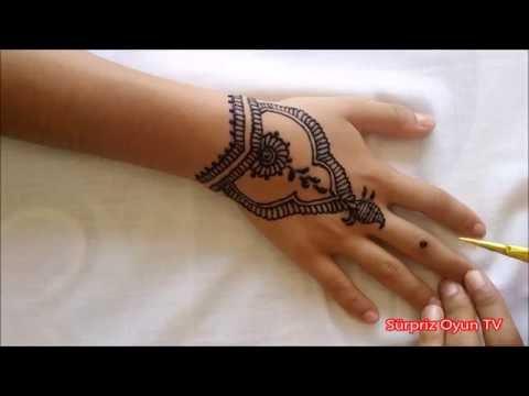 hint kınası nasıl yapılır/hint kınası nasıl yakılır/henna henna