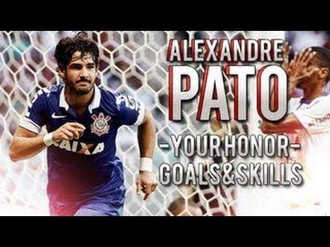 Alexandre Pato - Your Honor - Goals & Skills | Corinthians | HD