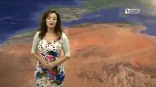 DZAIR TV 2016 10 5  نشرة الاحوال الجوية