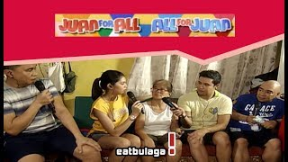 Juan For All, All For Juan Sugod Bahay | February 24, 2018